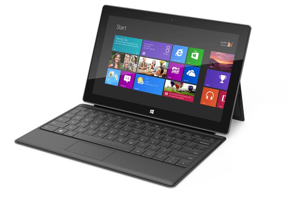 """""""Surface 2"""" von Microsoft zunächst in deutlich geringeren Stückzahlen"""