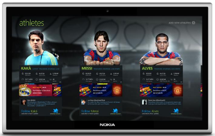 Nokia Tablet soll Ende September erscheinen – Phablet folgt im November