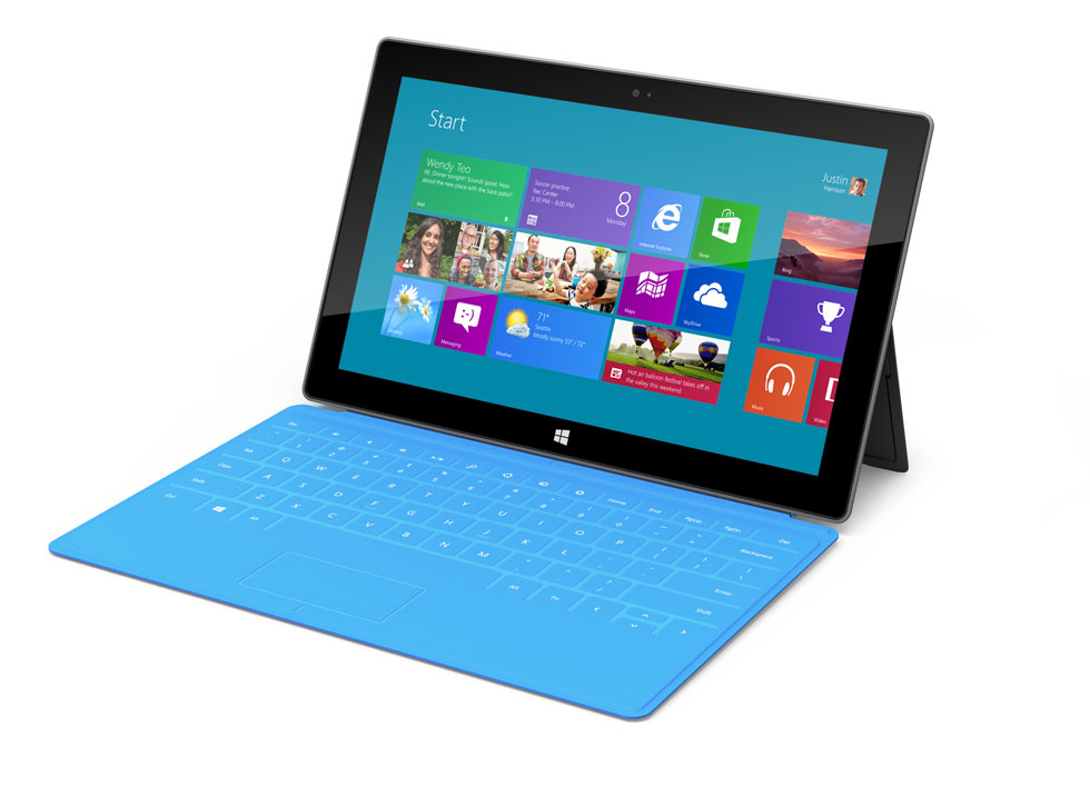 Surface RT 2 kommt mit Chip von Nvidia