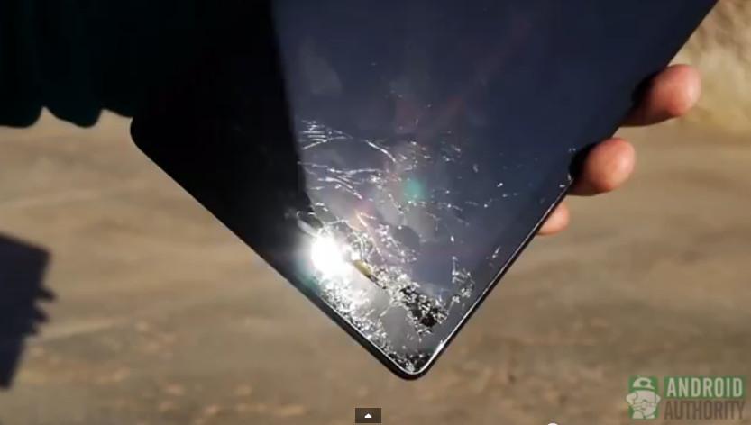 Was  hält ein Nexus 7  aus