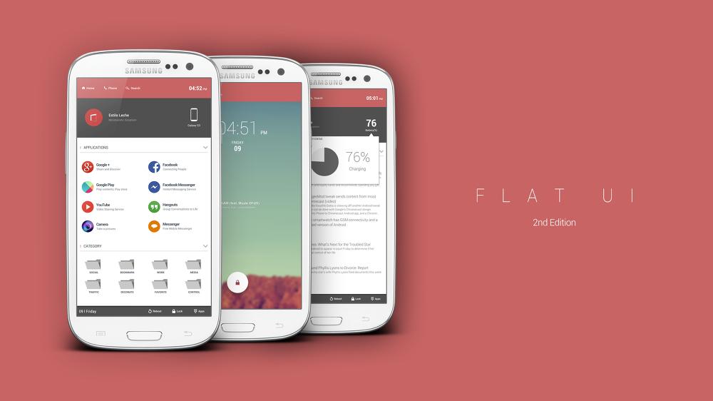 "Mit ""Buzz Launcher"" den Homescreen eures Android-Gerätes anpassen"