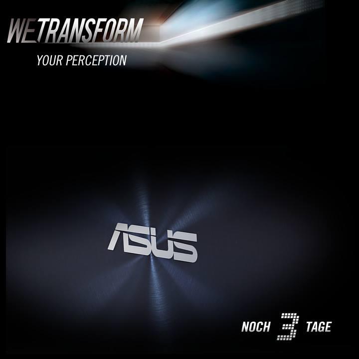 """ASUS Teaser vom kommenden """"ASUS Transfomer Pad"""" veröffentlicht"""