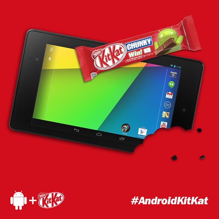 "Nestlé gibt an: ""Android 4.4 Kit Kat kommt im Oktober"""