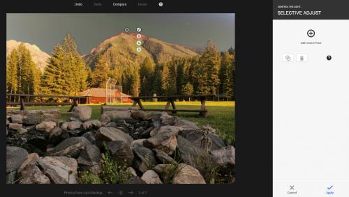 Google+ Photos Edited Sky