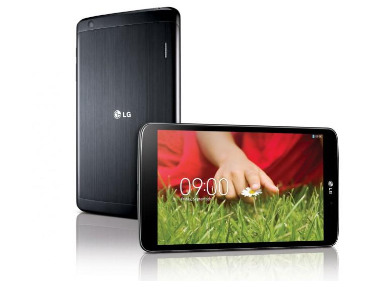 Konkurrenz für das Nexus 7 (2013) – LG G Pad kostet möglicherweise nur 299,- Dollar