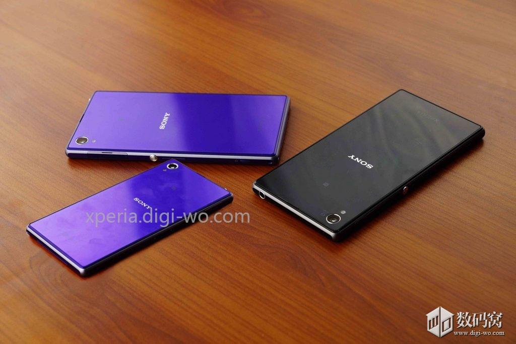 "Foto des ""Sony Xperia Z1 Mini"" aufgetaucht. Kommt das gerät erst im Januar zur CES 2014 ?"