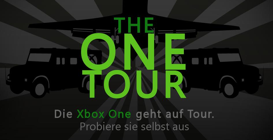 [Kurzinfo] Microsoft geht mit der Xbox One auf Tour – Auch Berlin steht auf dem Tour-Plan