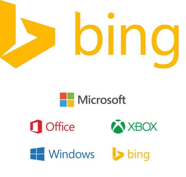 Auch Bing mit einem neuen Logo