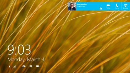 Skype ab sofort mit Microsoft-Account Registration und Neuerungen innerhalb von Skype unter Windows 8.1