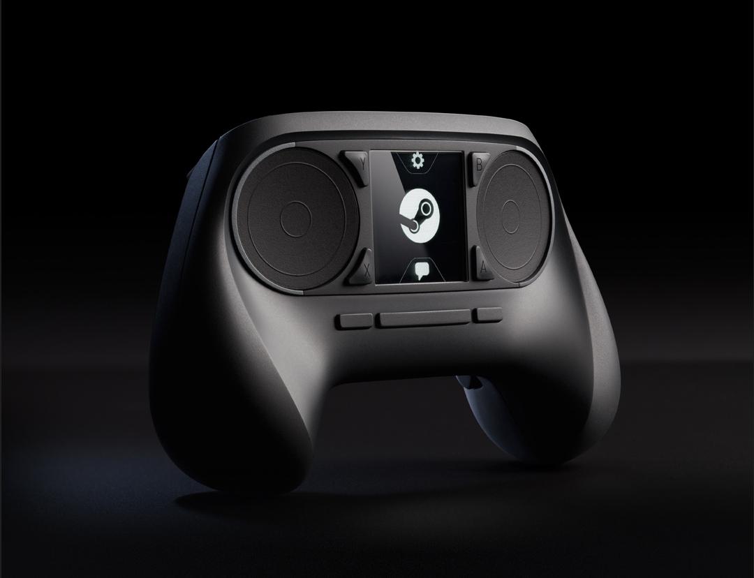 """Valve stellt """"Steam Controller"""" offiziell vor"""