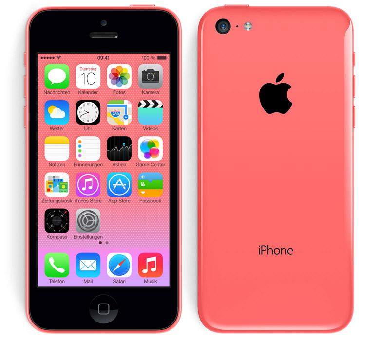 Apple stellt iphone 5s iphone 5c und ios 7 offiziell vor for Tisch iphone design