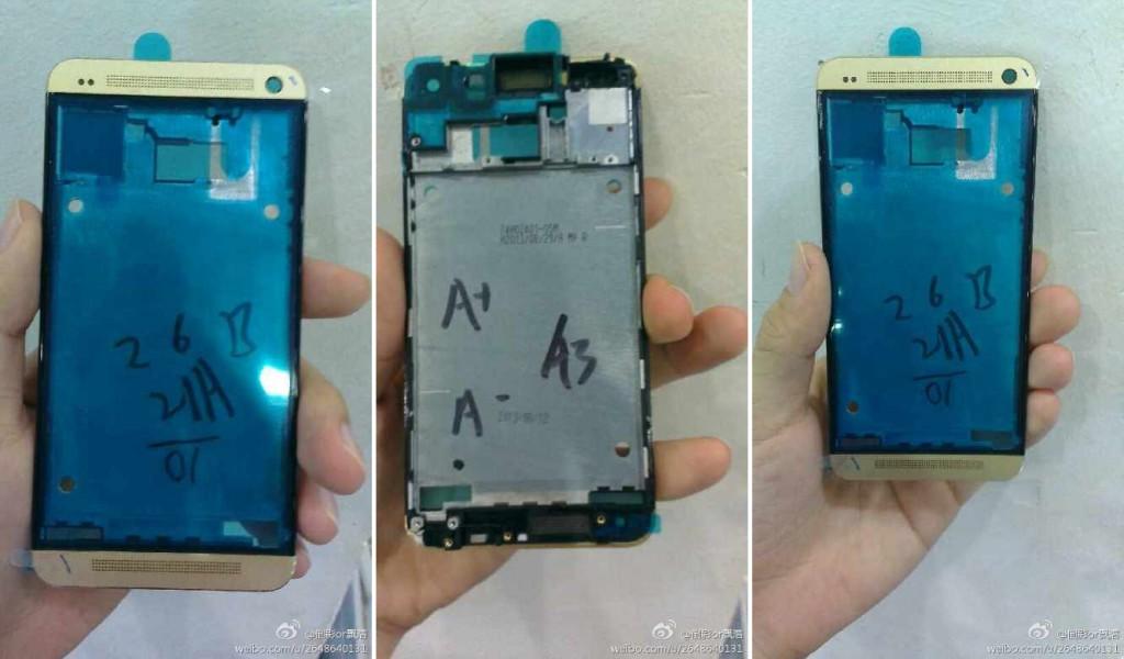 """Bringt HTC ebenfalls Gold-Version seines """"HTC One"""" auf den Markt ?"""
