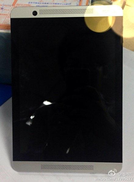 """Mögliches Bild des """"HTC One Tablet"""" aufgetaucht"""