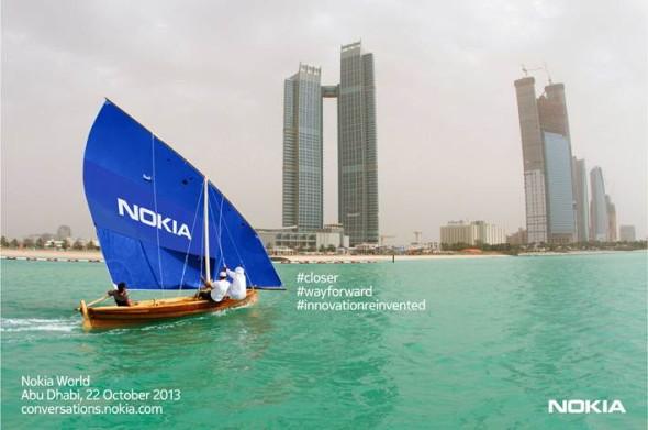 Nokia World findet am 22.Oktober in Abu Dhabi statt