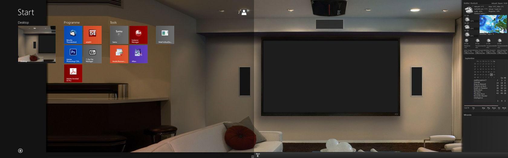 zwei monitore windows 10