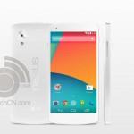 Nexus 5 zeigt sich erneut in weiß
