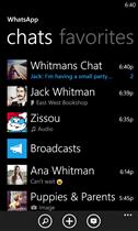 BETA-Version von WhatsApp unter Windows Phone nutzen