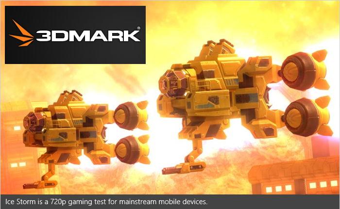 3DMark von Futuremark als Windows App im Store