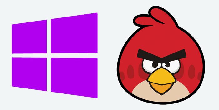 [Kurzinfo] Angry Birds derzeit kostenlos im Windows Phone Store