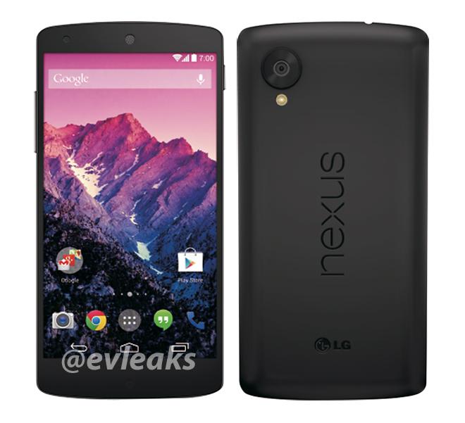 """Erneutes Bild vom kommenden """"Nexus 5"""" geleakt"""