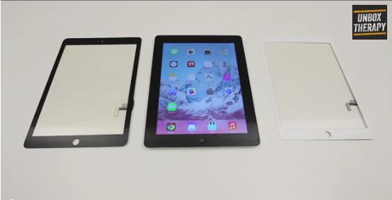 Video gibt Hinweise auf TouchID beim kommenden iPad 5 und iPad mini 2