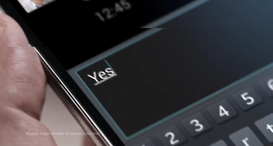 """Samsung veröffentlicht neuen Werbeclip zum """"Samsung Galaxy Note 3"""""""