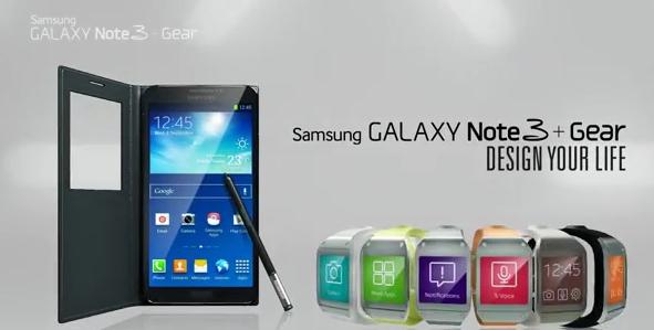 """Neues Video zum """"Samsung Galaxy Note 3"""" mit Haupaugenmerk auf den Stylus"""