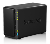 "Synology präsentiert die ""Synology DS214"""