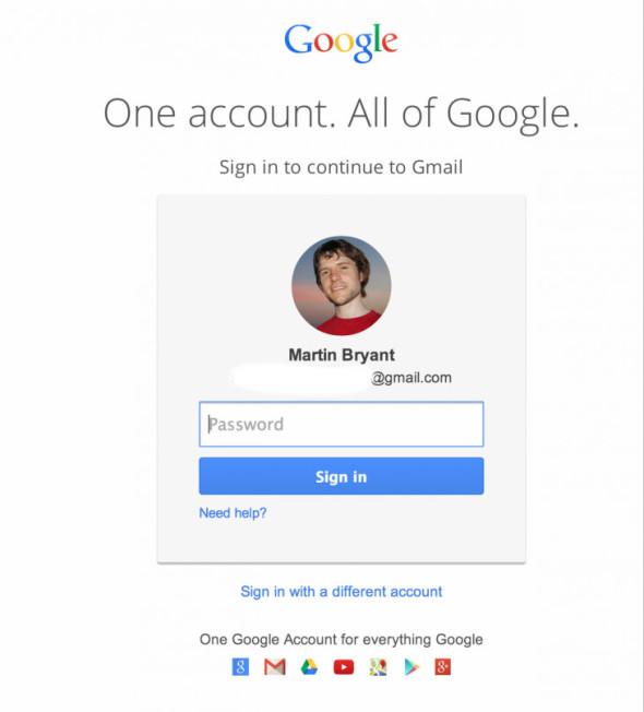 Google rollt Update für Gmail-Login aus