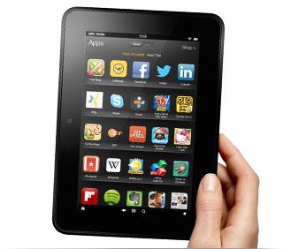 [Kurztipp] Amazon Kindle Fire HD mit 7 Zoll für nur noch 139,- Euro