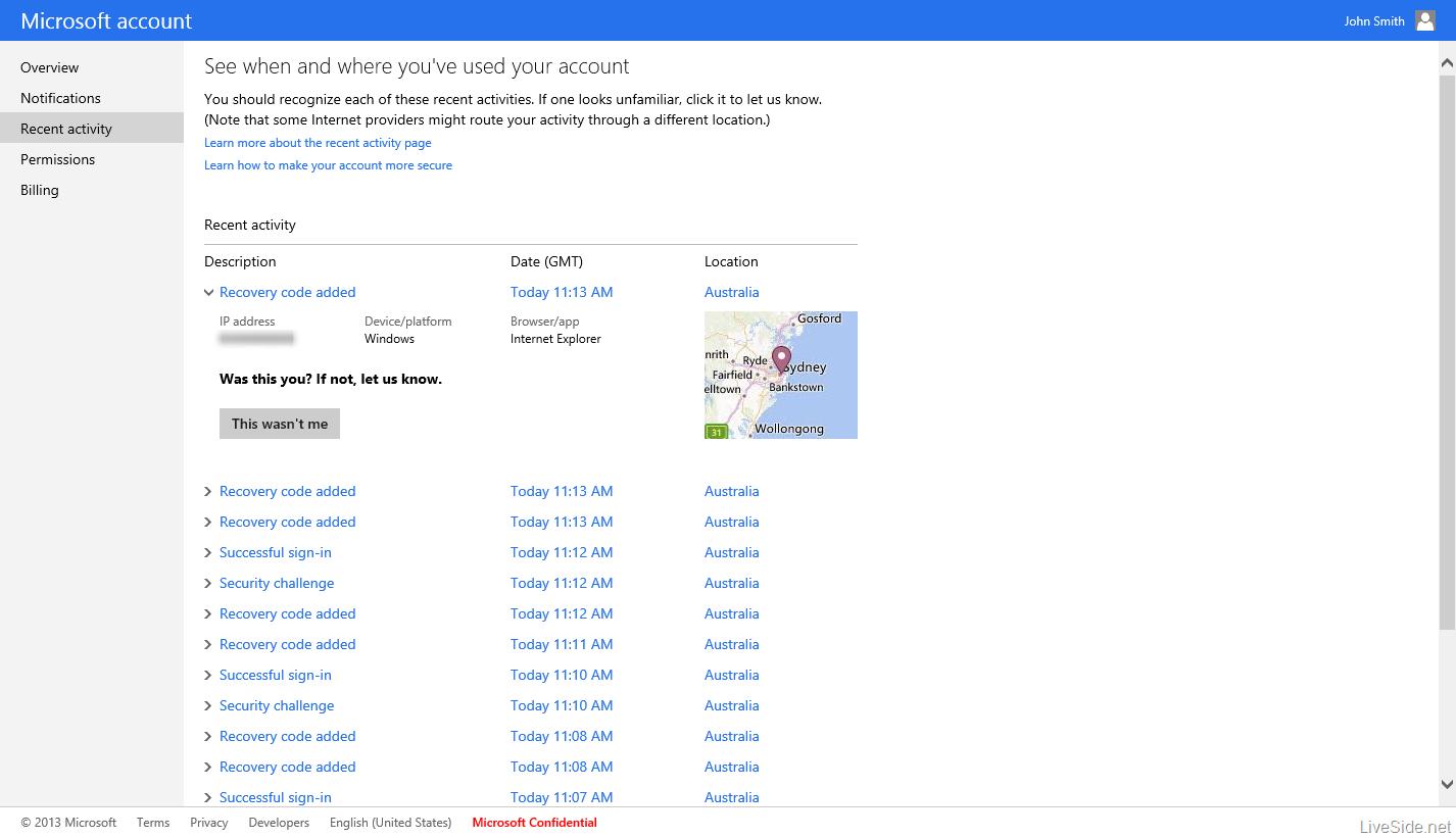 """Microsoft rollt neue """"Sicherheitsfeatures für euren Microsoft-Account"""" aus"""