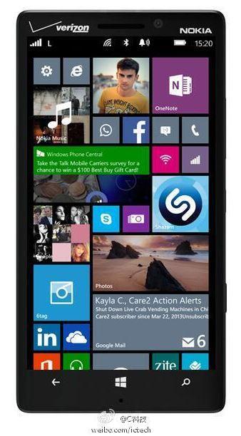 """Weitere Informationen zum """"Nokia Lumia 1320"""" und dem Nokia """"Batman"""""""