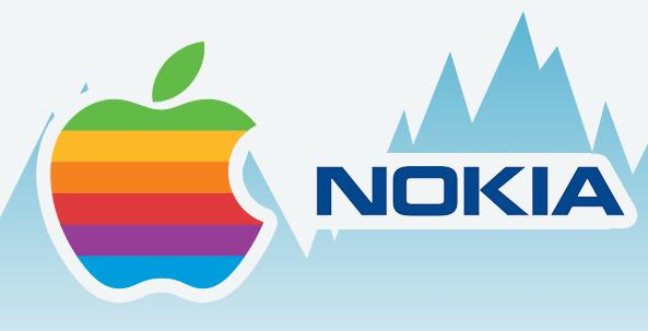 Quartalszahlen: Apple solide, Nokia macht Gewinn