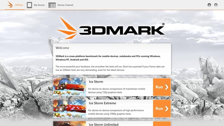 [Kurzinfo] Futuremark 3DMark nun auch für Windows 8 und Windows RT verfügbar