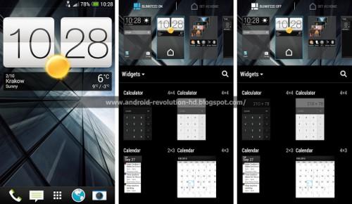HTC Sense 5.5 zeigt sich auf Screenshot