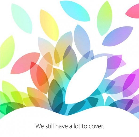 "Apple bestätigt – Am 22.Oktober ist ""iPad Day"""