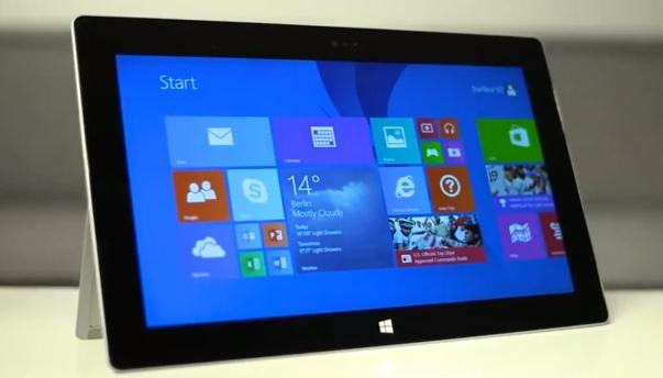 Neues Video von Microsoft-Deutschland zum Surface 2 und Surface 2 Pro