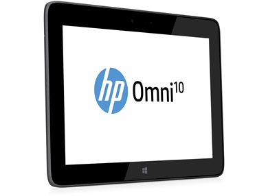 HP Omni 10 5600eg Tablet mit Win 8.1 und Office 2013 Home im November
