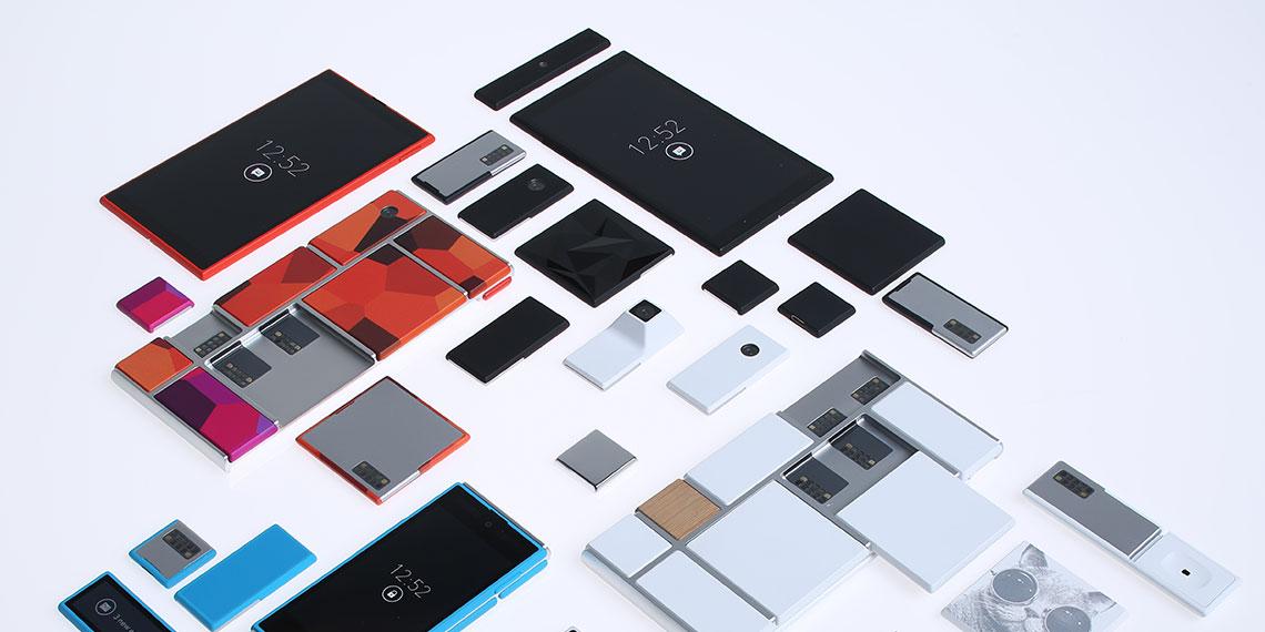 "Motorola will mit dem Projekt ""Ara"" Smartphones im Baukastenprinzip herstellen"
