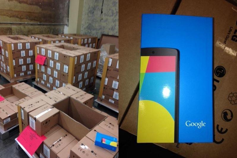 """Aktuelle Neuigkeiten zum """"Nexus 5"""""""
