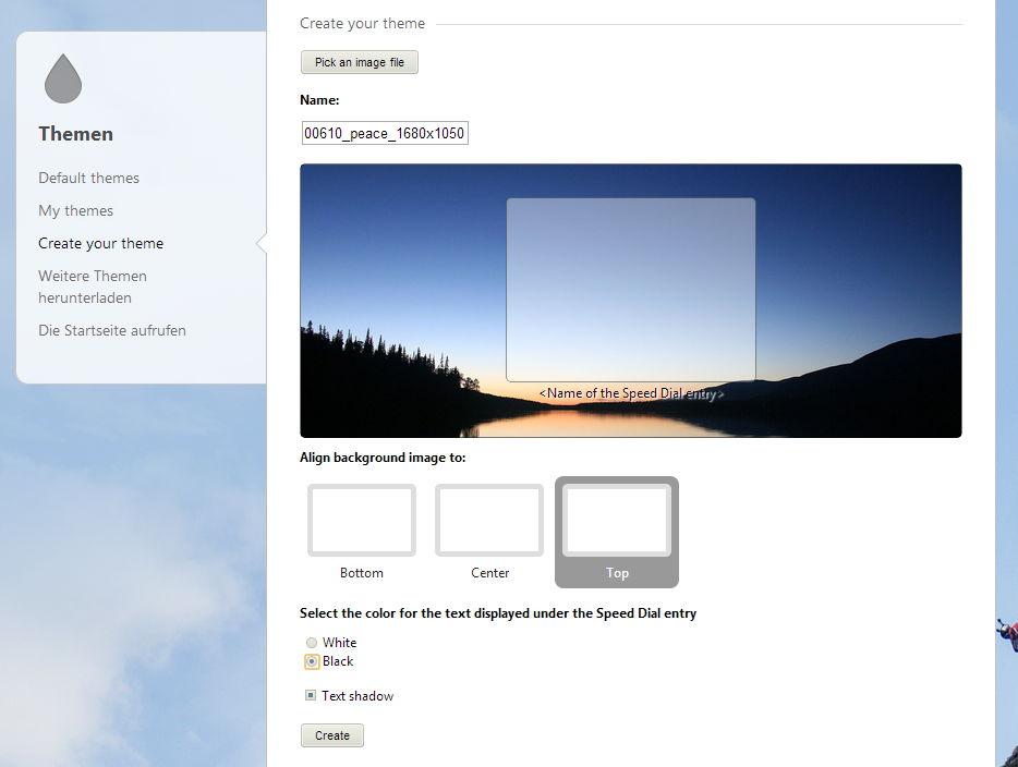 Opera 19 Developer Version ist erschienen
