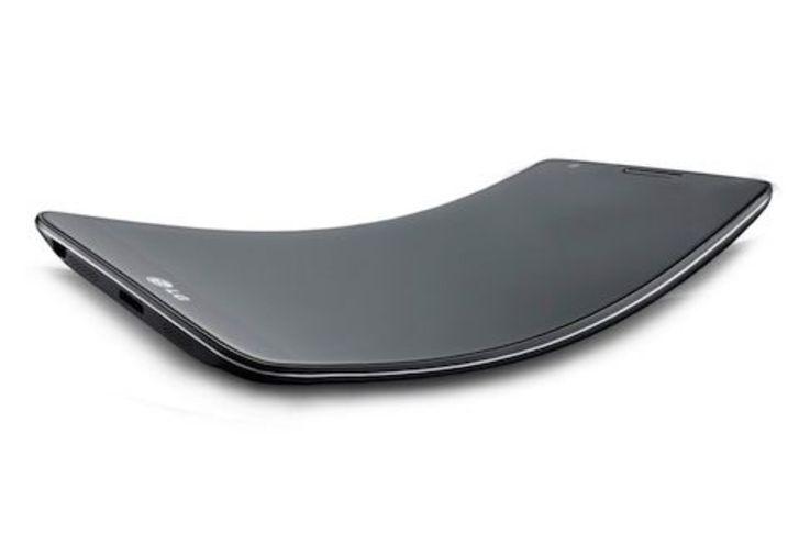Smartphone mit gebogenem Display von LG bestätigt