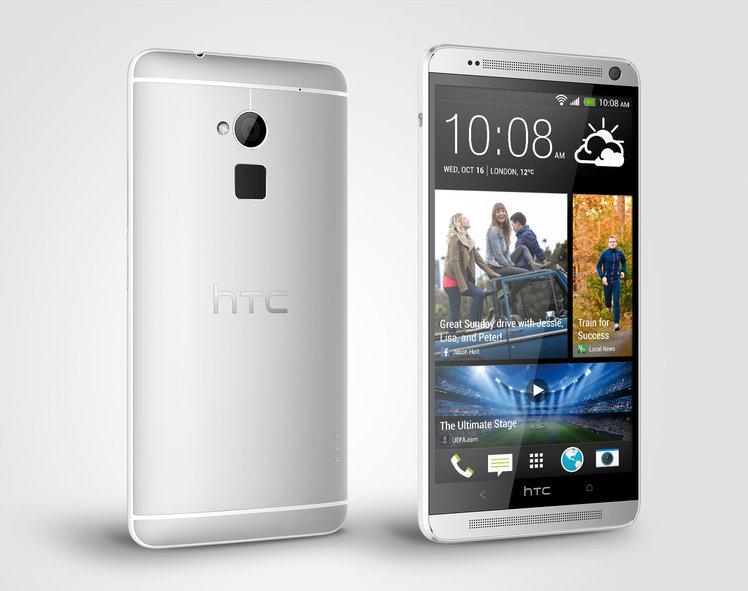 """""""HTC One Max"""" offiziell vorgestellt"""