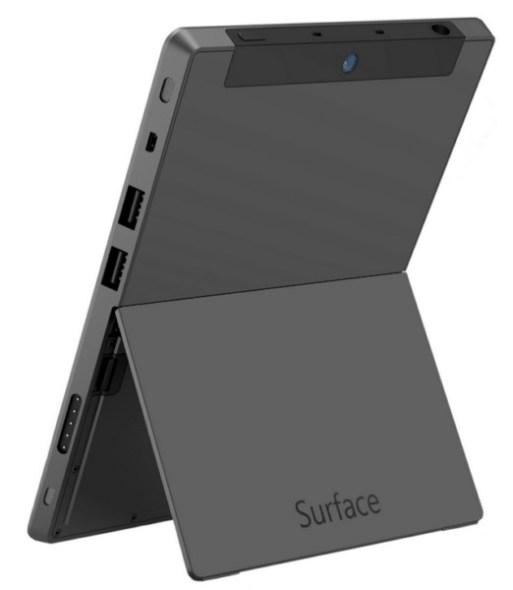 Neue informationen zum surface mini von microsoft for Surface mini bureau