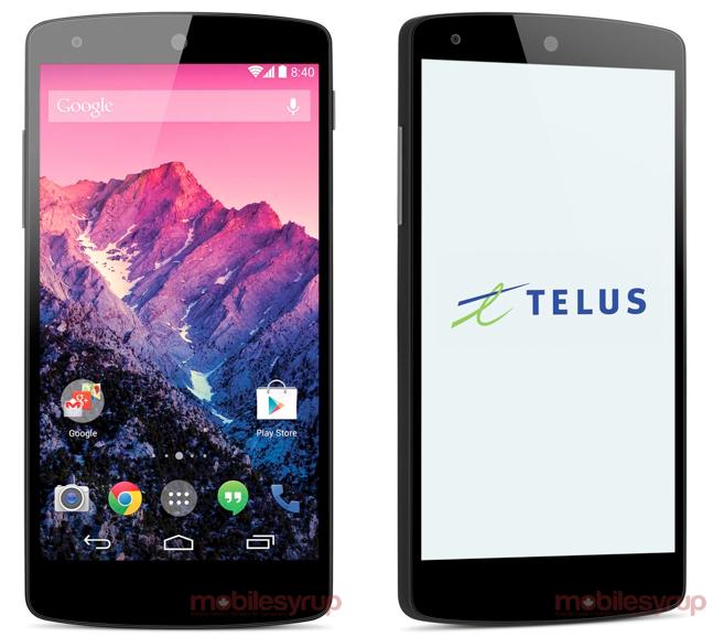 """Google Nexus 5 zeigt sich auf """"Pressebildern"""""""