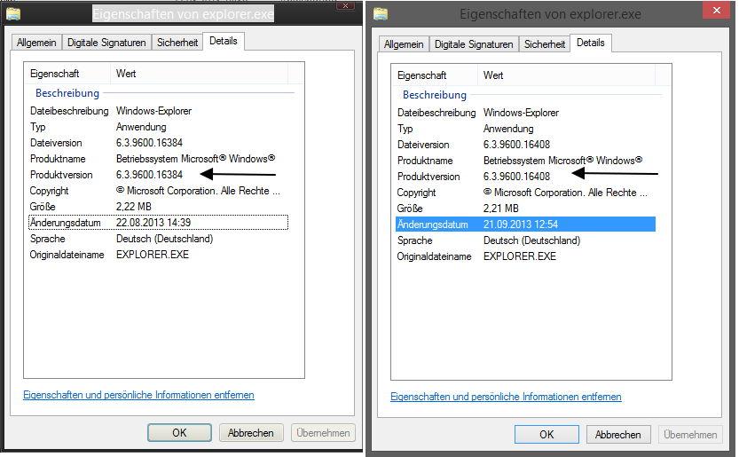 Dickes Updatepack noch bevor Windows 8.1 offiziell erscheint [Update]