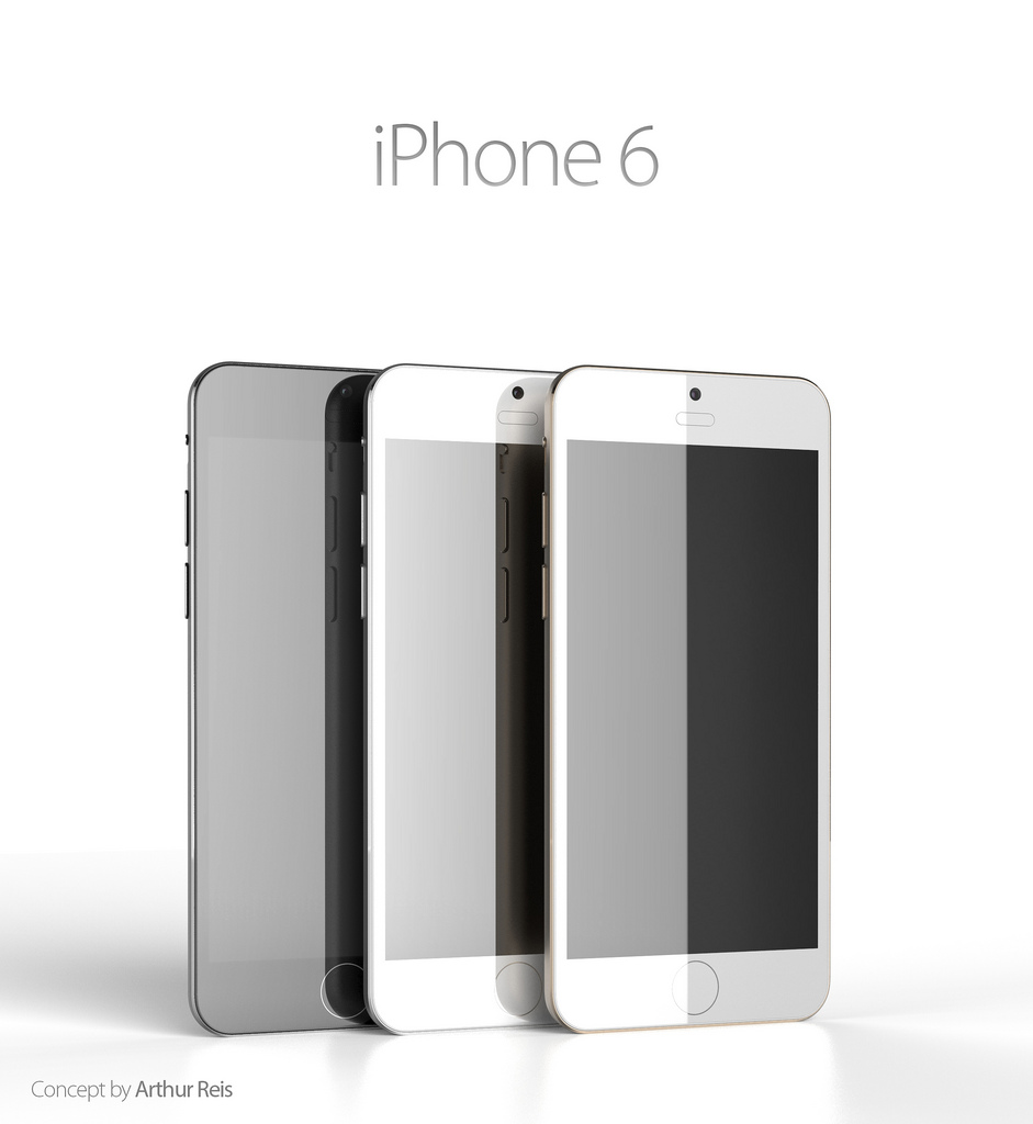 Konzept zum iPhone 6 in Videoform