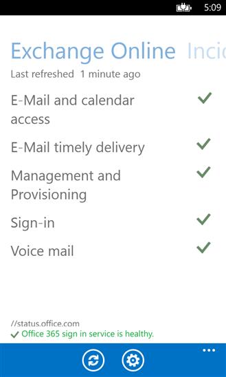 """Microsoft veröffentlicht """"Office 365 Admin"""" App für Windows Phone"""
