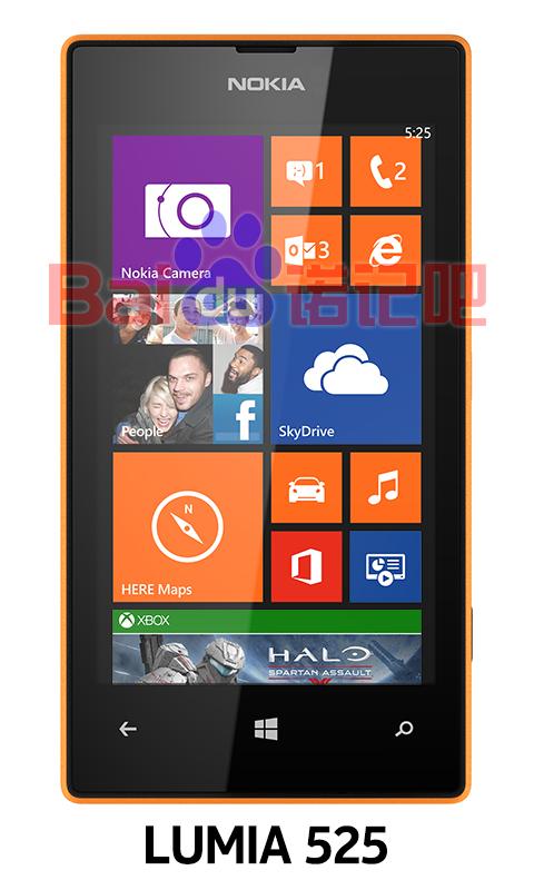 "Nokia Lumia 525 (""Nokia Glee"") Spezifikationen geleakt"