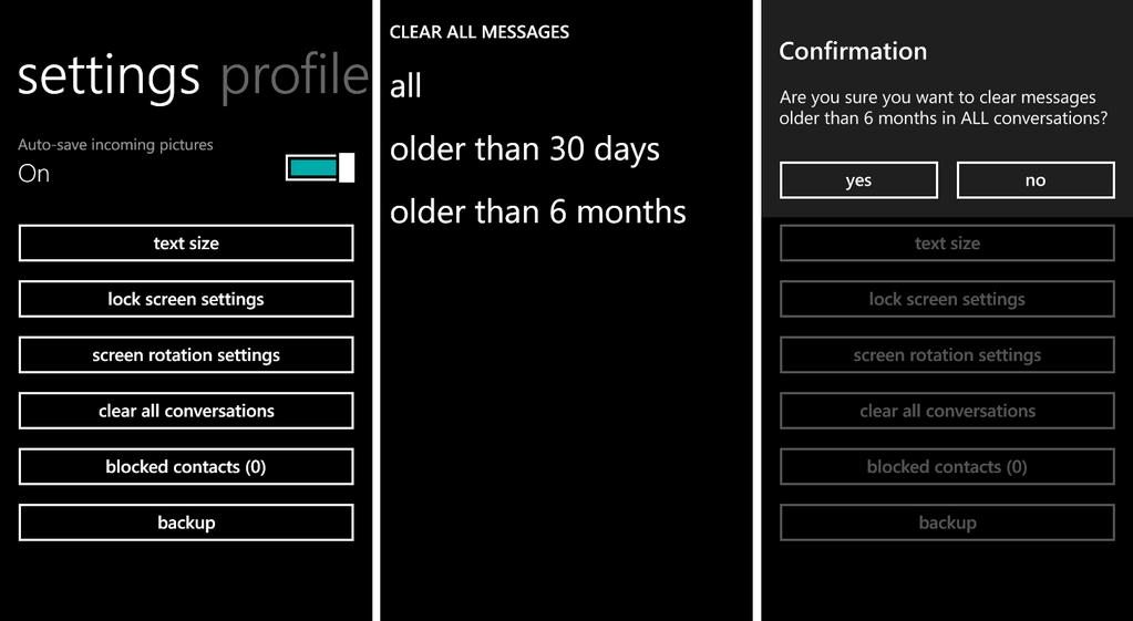 Kommende WhatsApp-Version für Windows Phone bekommt Löschoptionen für Gesprächsinhalte